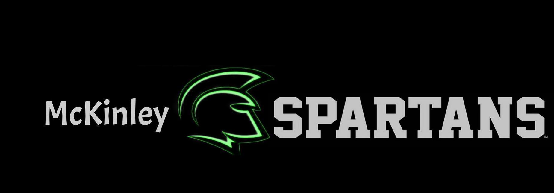 McKinley Spartans Banner