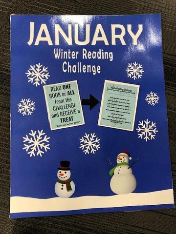 January Reading Promotion