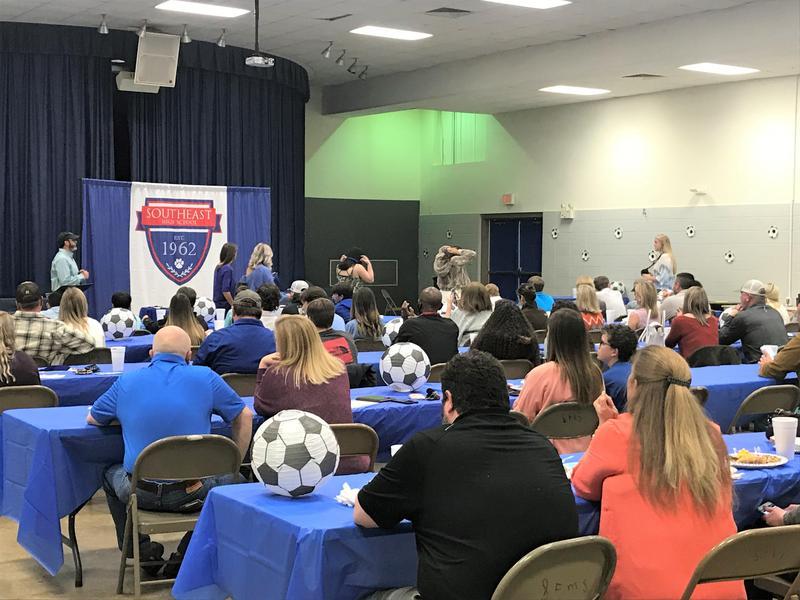 SEHS Soccer Banquet