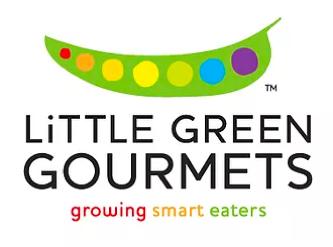 Little Green Gourmets logo