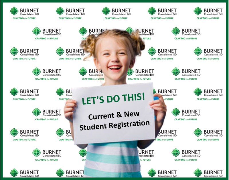 Registration Required for All BCISD Students Thumbnail Image
