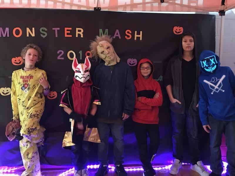 Costumes of students