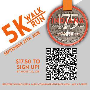 175th 5K Walk/Run Code