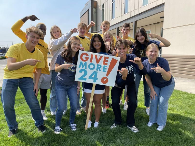 Seton Catholic Raises Record Amount During Give More 24! Featured Photo