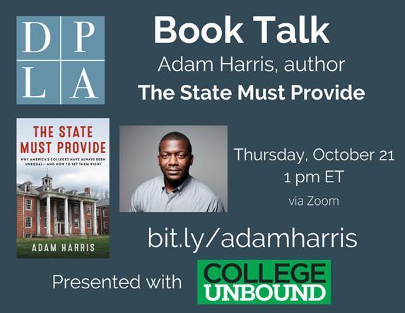 DPLA Book Talk