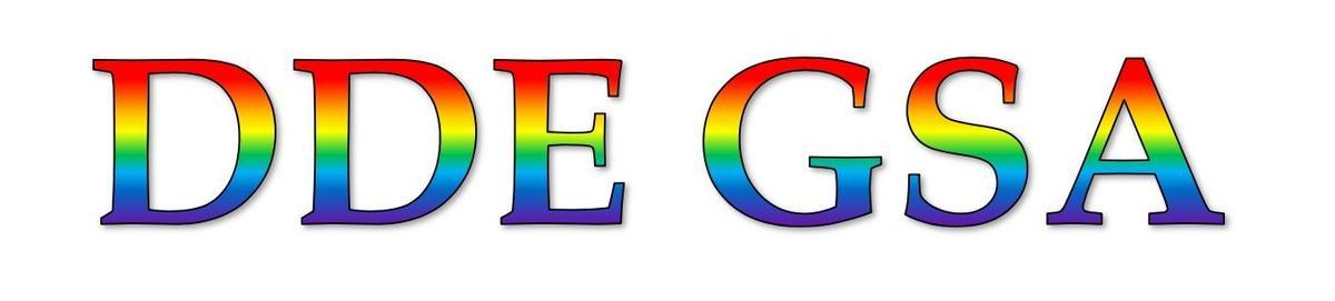 DDE GSA Logo