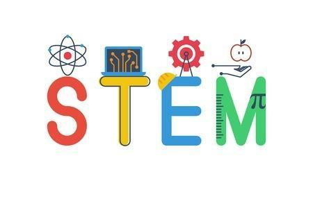the word STEM