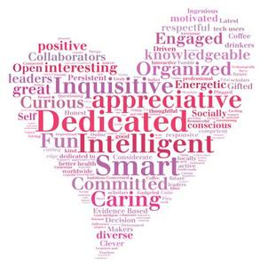 What we love about our staff