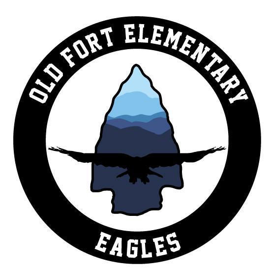 Old Fort Eagle Logo