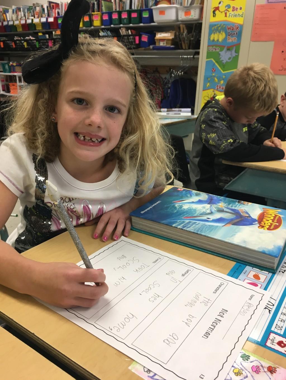 2nd Grade Smiles