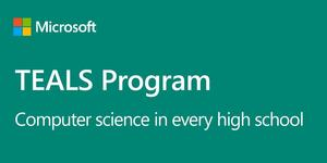 Microsoft TEALS Program