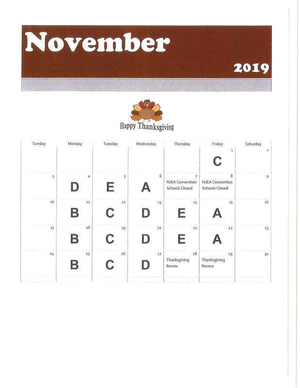 Calendar for Letter Days Featured Photo