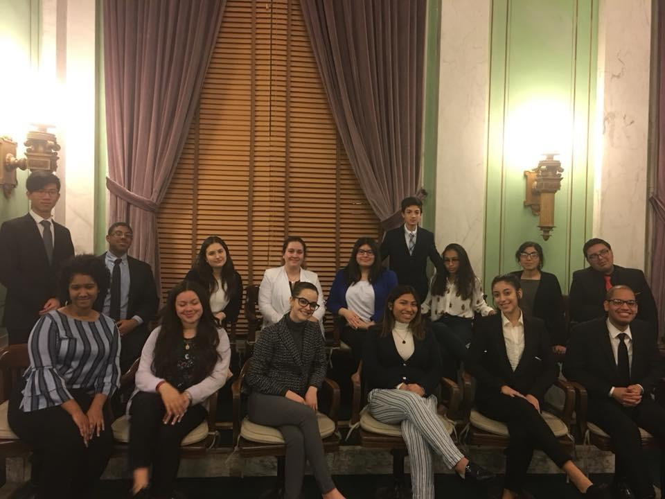 2018 Mock Trial Champions