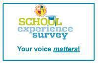 Last Week to complete the School Experience Survey! Thumbnail Image
