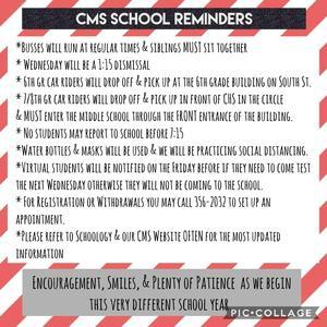 CMS Info
