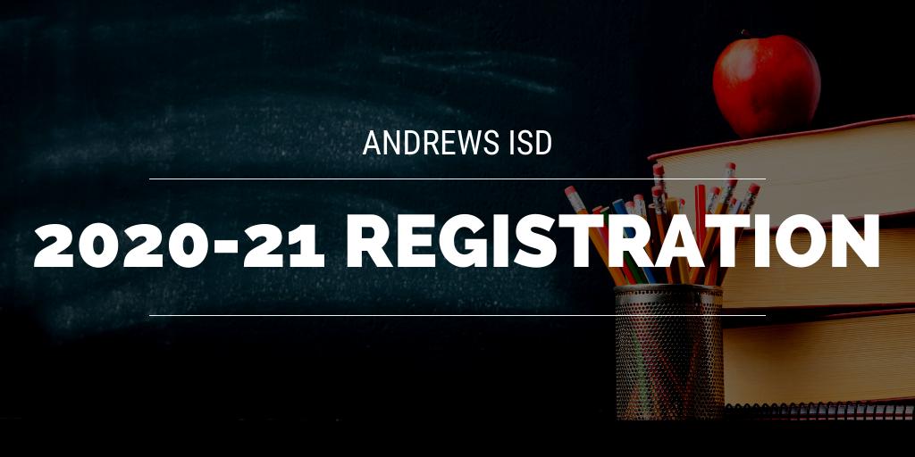 2020-21 Registration