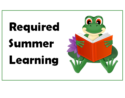 Required Summer Learning for Windham Public School students grades K-12. Learn more about the assignments and expectations here. Thumbnail Image
