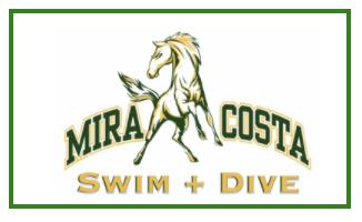 Swim Team Logo