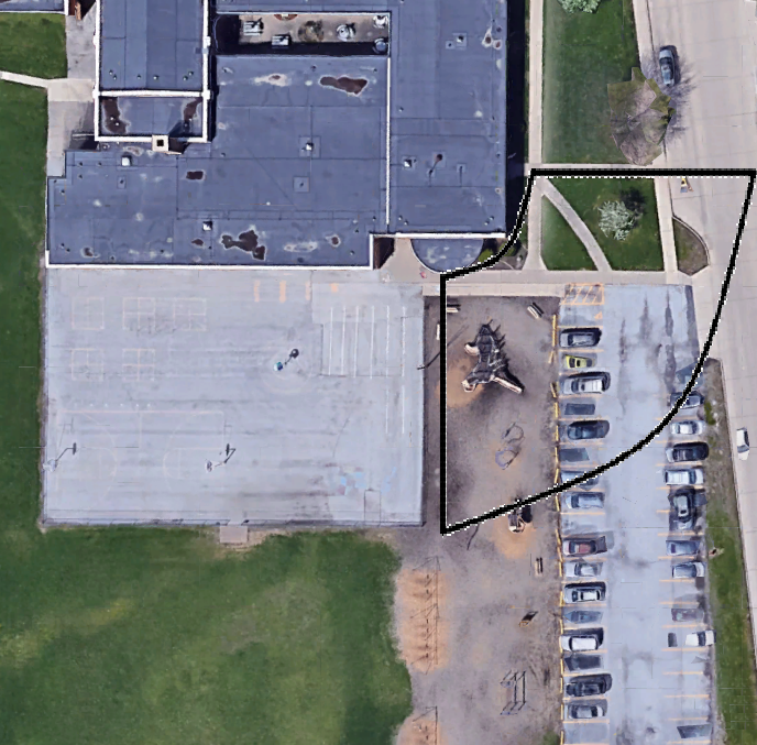 Franklin Elementary School Outdoor Wireless Coverage