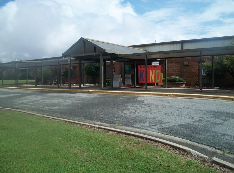 Pilot School building.