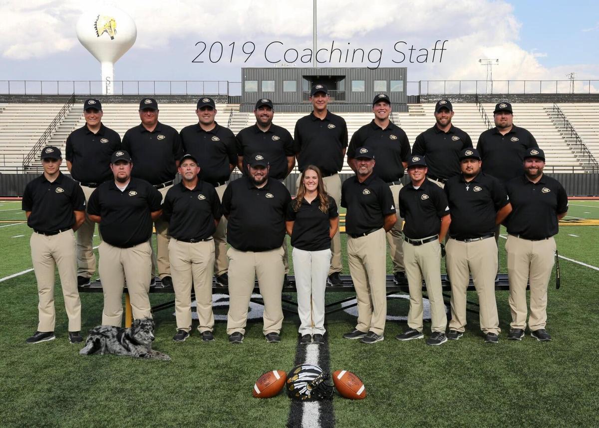 2019 Football Staff