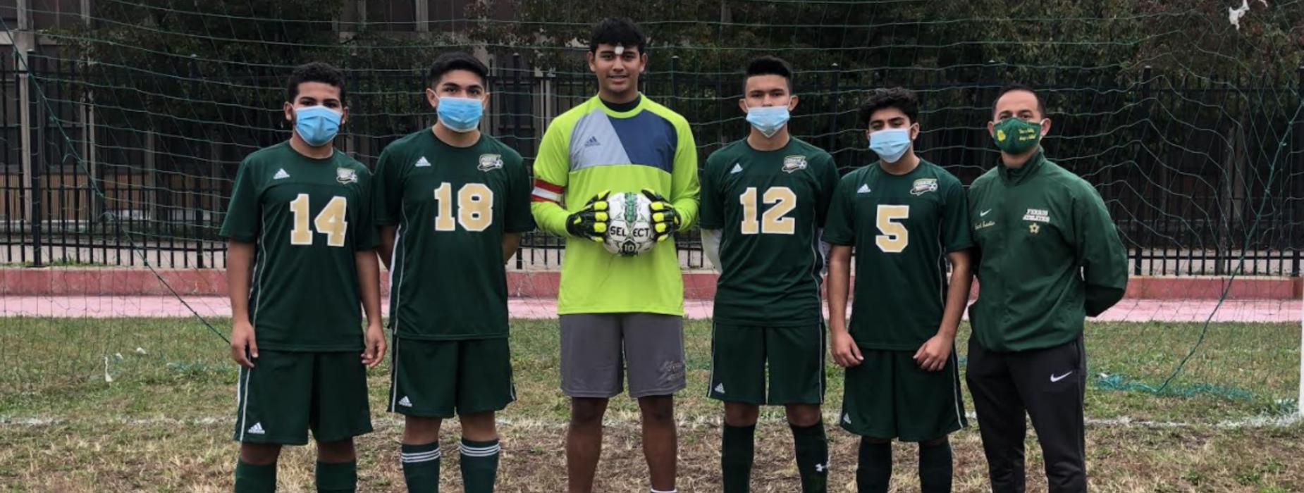 Class of 2021 Boys Soccer