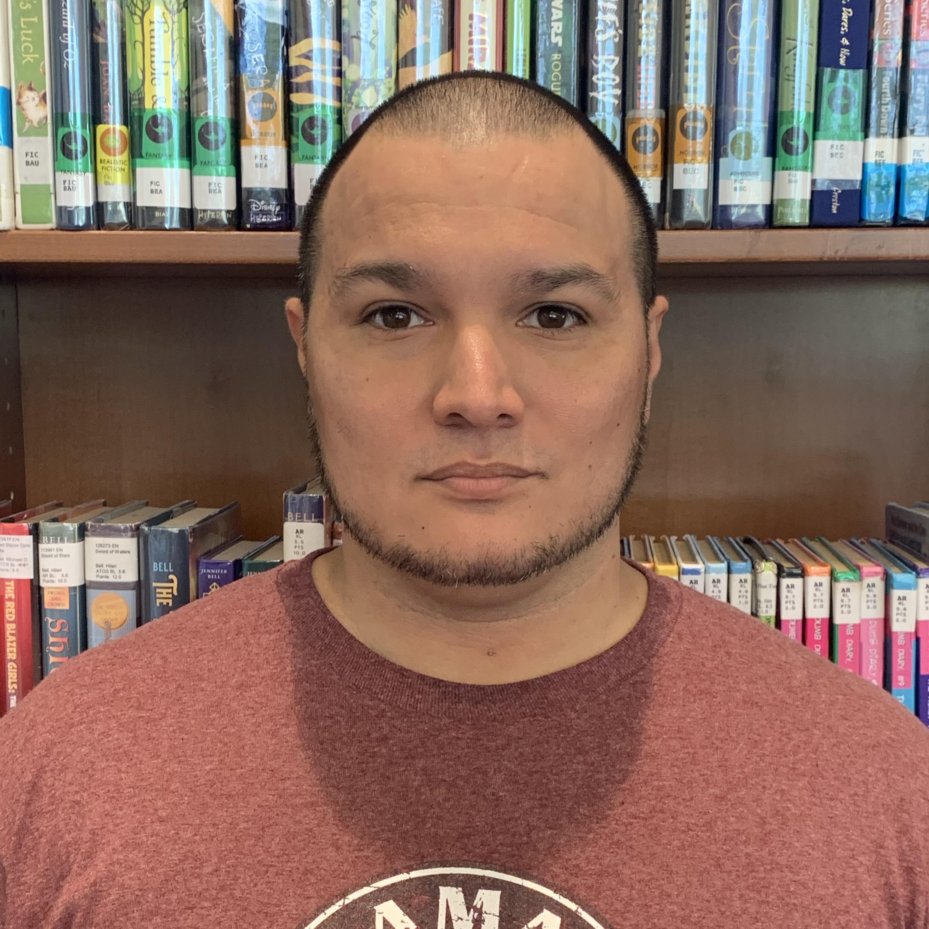 Marcus Hudson's Profile Photo