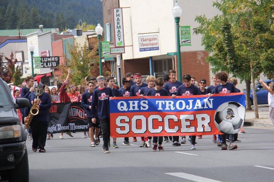 QHS Soccer Team