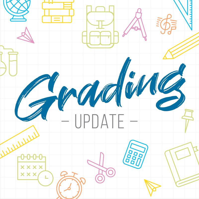 grading update