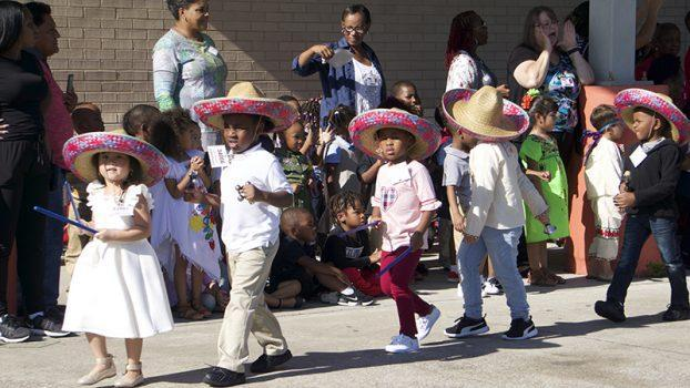 Hispanic Heritage Parade at Wheatley Featured Photo