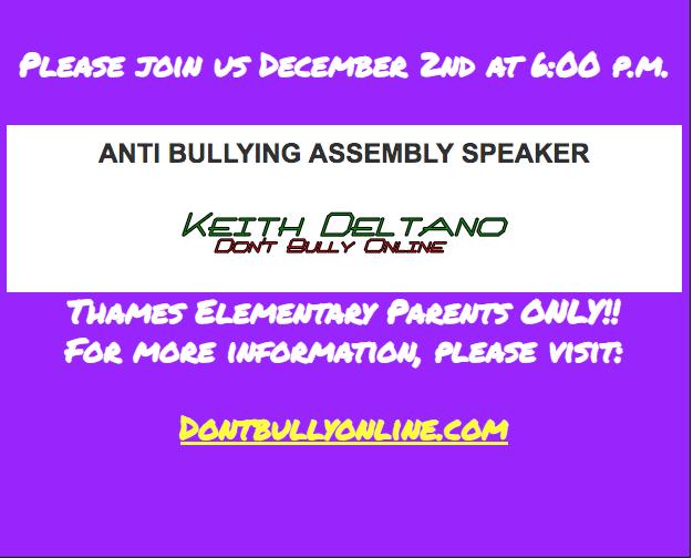 Anti Bullying Speaker Featured Photo
