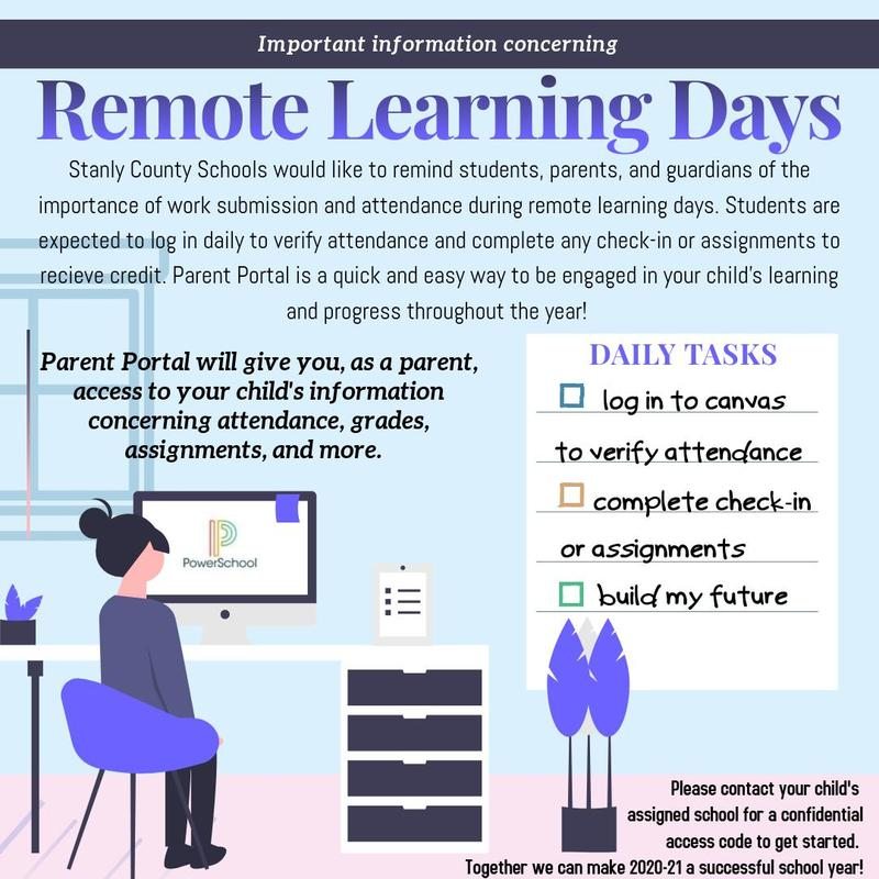 Important information concerning remote learning days Featured Photo