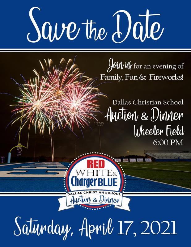 Red, White & Charger Blue - DC Auction and Dinner Featured Photo