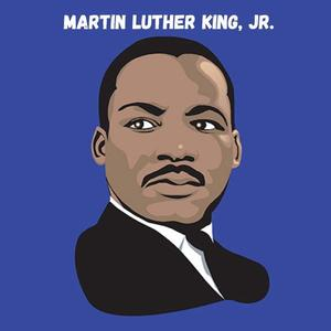 Graphic of Martin Luther King Jr