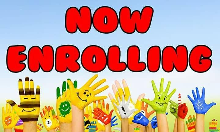 We are now Enrolling! Estamos Registrando! Featured Photo