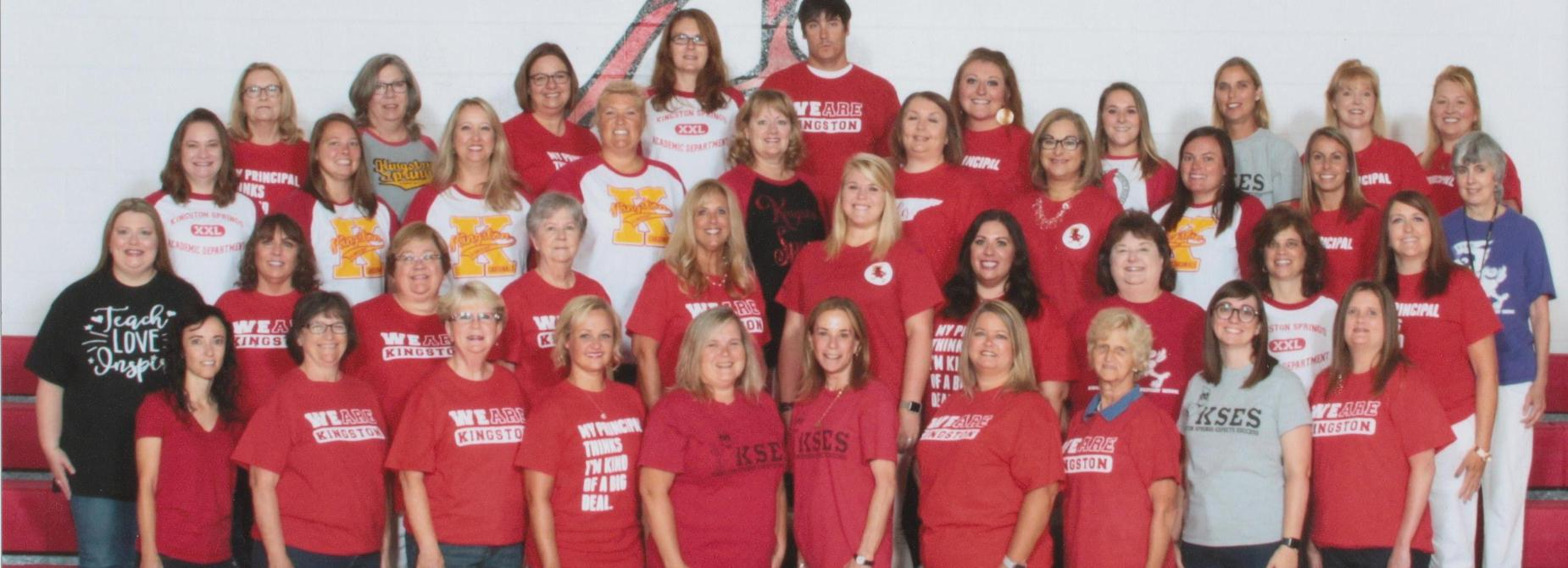 Kingston Springs Elementary School Staff