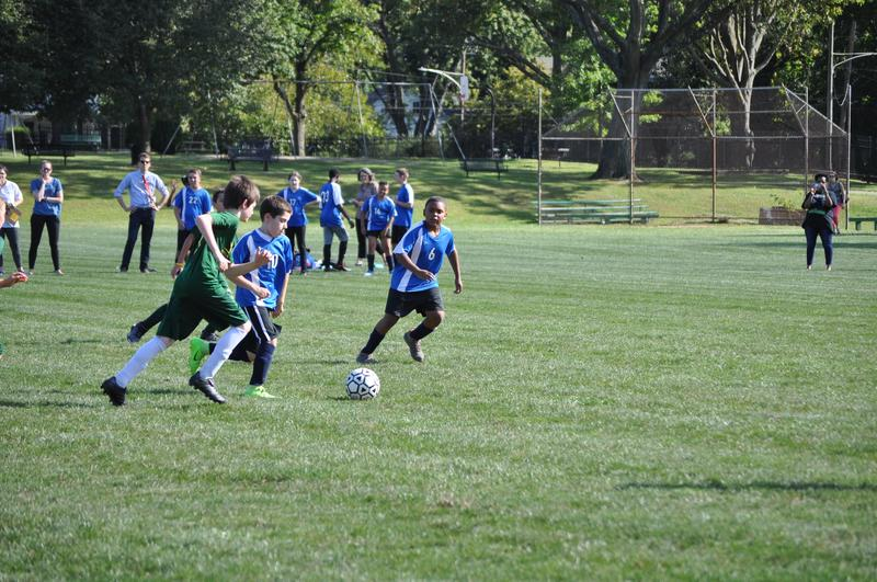 Soccer Game Featured Photo