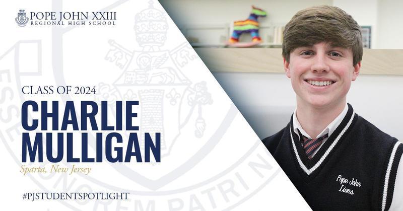 Charlie Mulligan PJ Student Spotlight