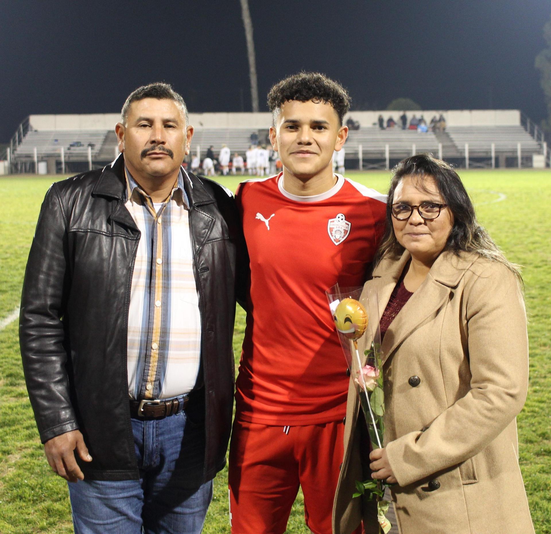 Antonio Ochoa and escorts