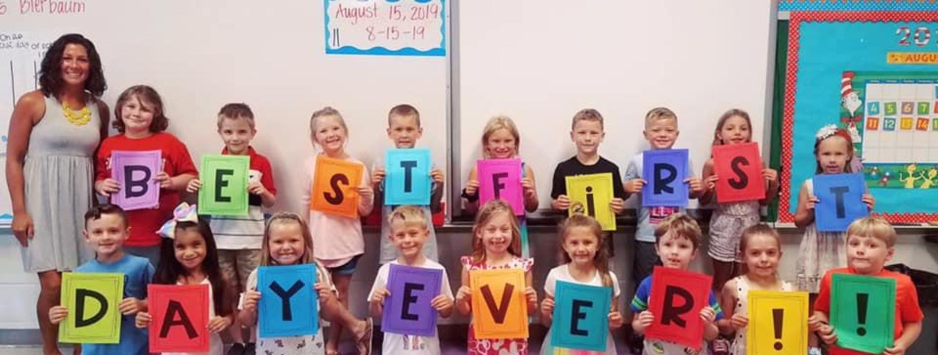 quinton first grade