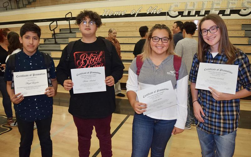 Santa Fe Celebrates Summer Bridge Students Featured Photo
