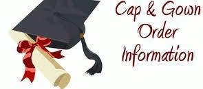 cap and gown order info