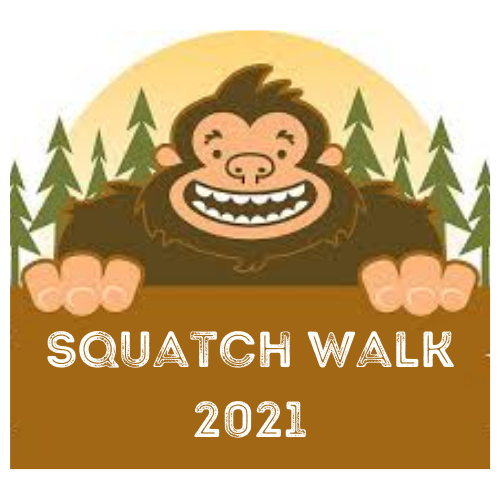 Announcing Squatch Walk.  Find out more here. Thumbnail Image