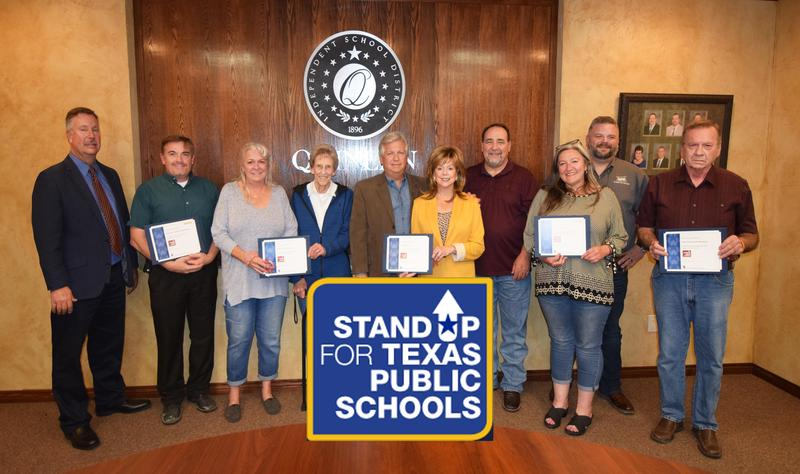 Local Businesses Recognized for Standing Up for Texas Public Schools Featured Photo