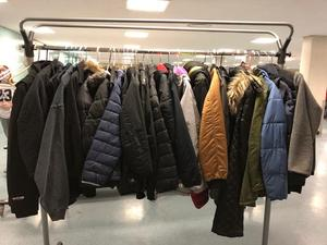 lost and found coats