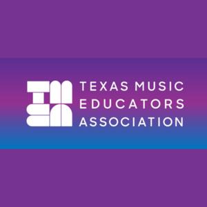 Texas Music Educators Association logo