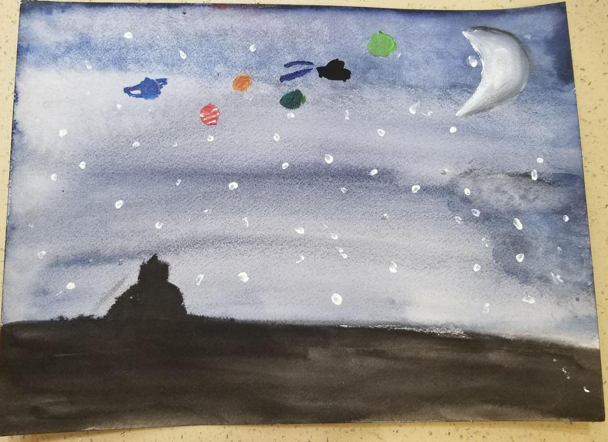 Art by Pantera Student - 3rd - 5th