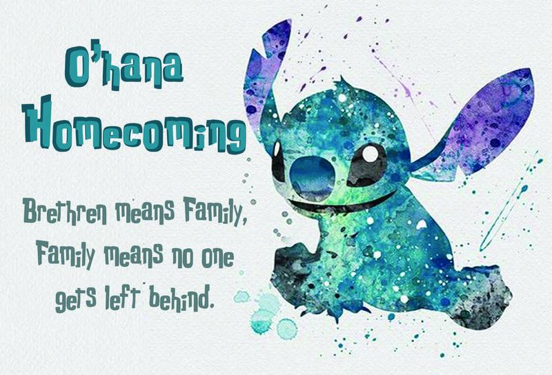 O'hana Homecoming Featured Photo