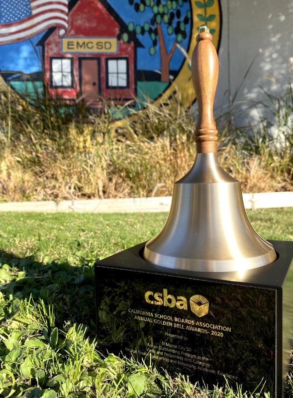 EMCSD's 2020 Golden Bell Award for Musical Theater