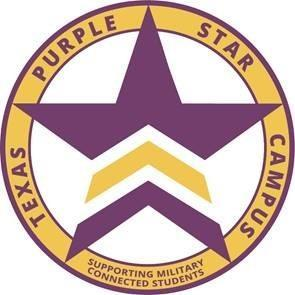 purple star campus logo